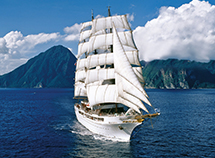 Land and small-ship cruise tours